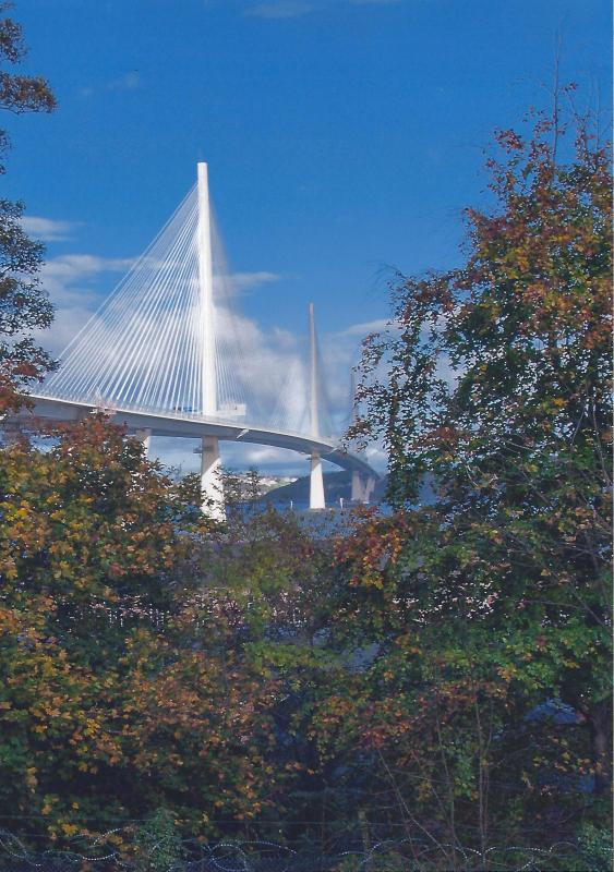 Photographic Competition 2017 - Queensferry Crossing by Stan Ure