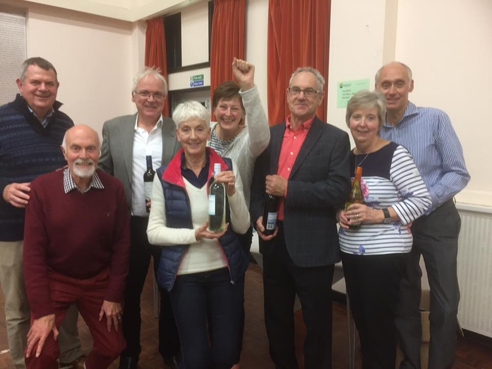 CHARITY QUIZ EVENING. Brockenhurst Village Hall.  -