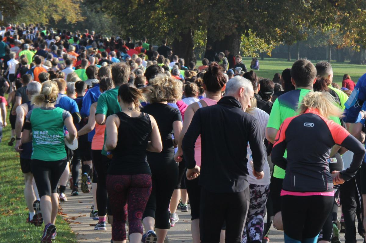 2016 Rotary Blenheim Run - Click for slideshow - The end of the start!