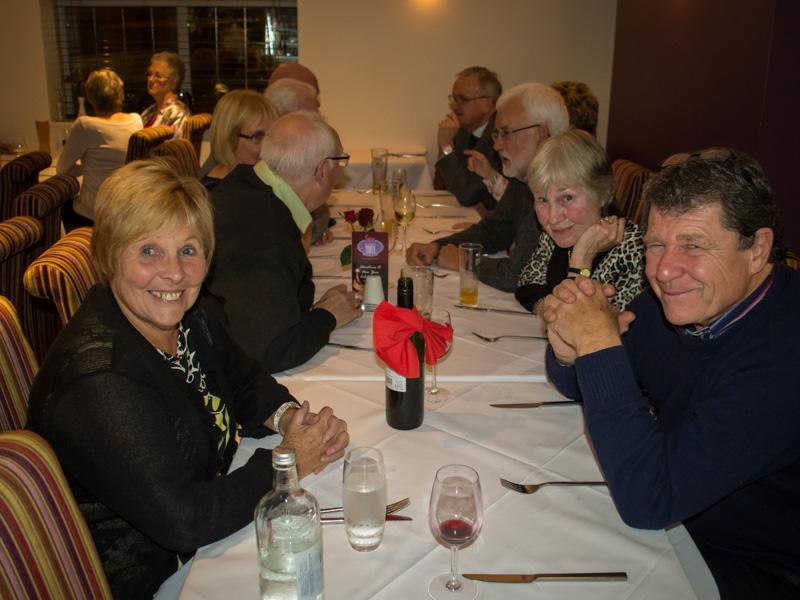 Spice Tower Charity Night -