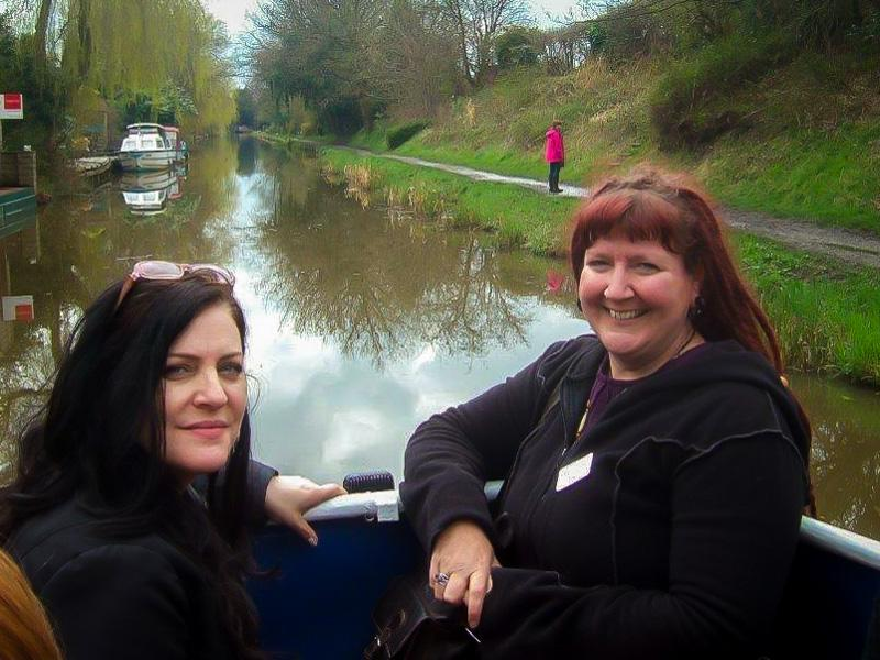 Art Works Canal Trip -