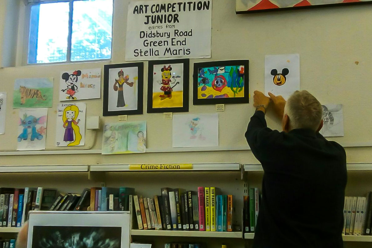 Children's Art Competition -