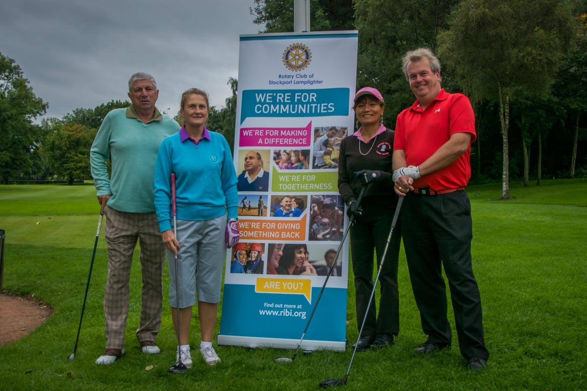 Charity Golf Day - City United