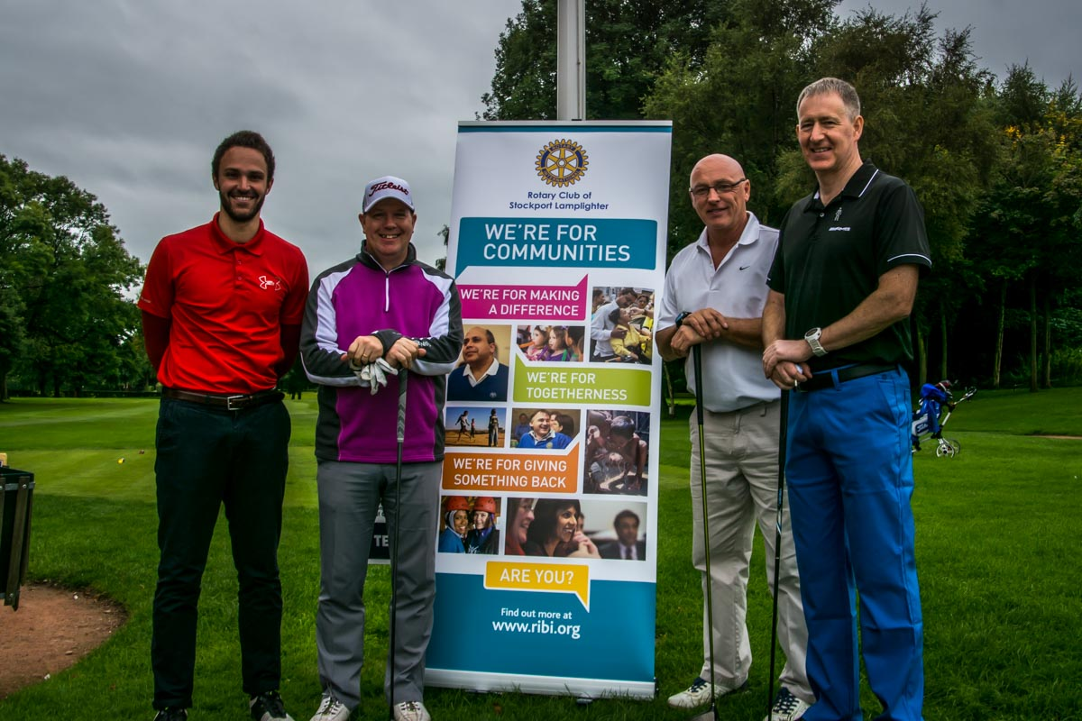 Charity Golf Day - Hilary Meredith Solicitors