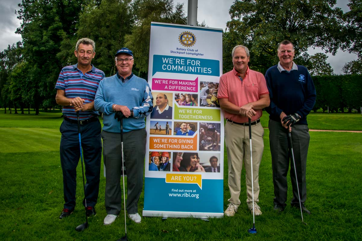 Charity Golf Day - Schloss's Sloggers