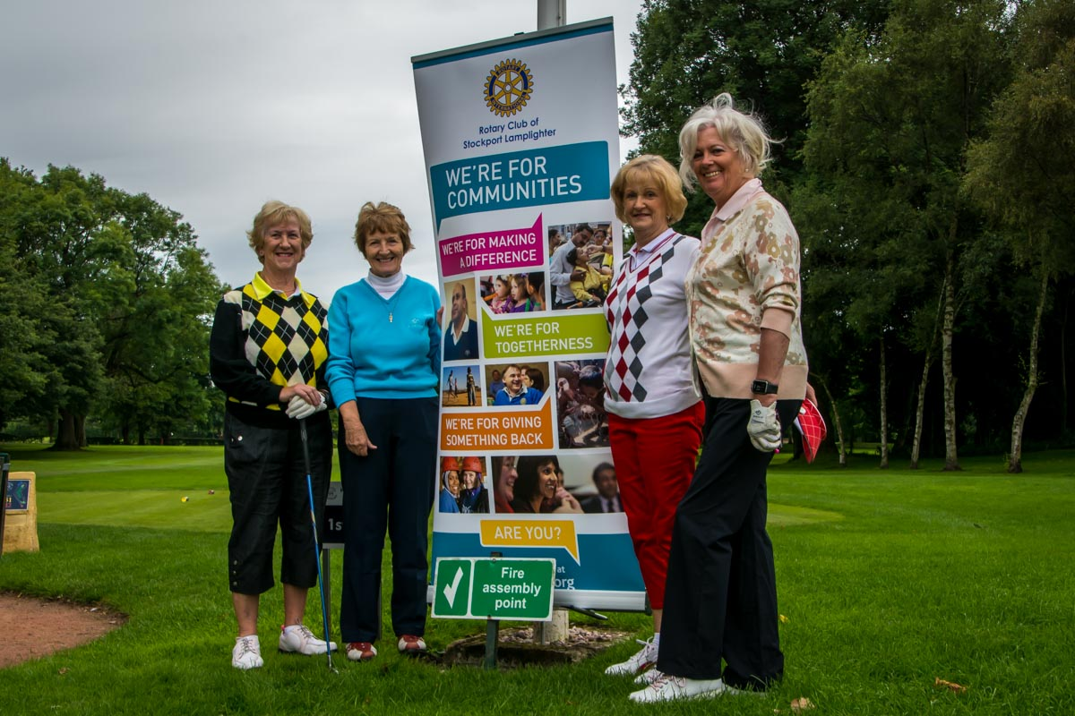 Charity Golf Day - The A Team