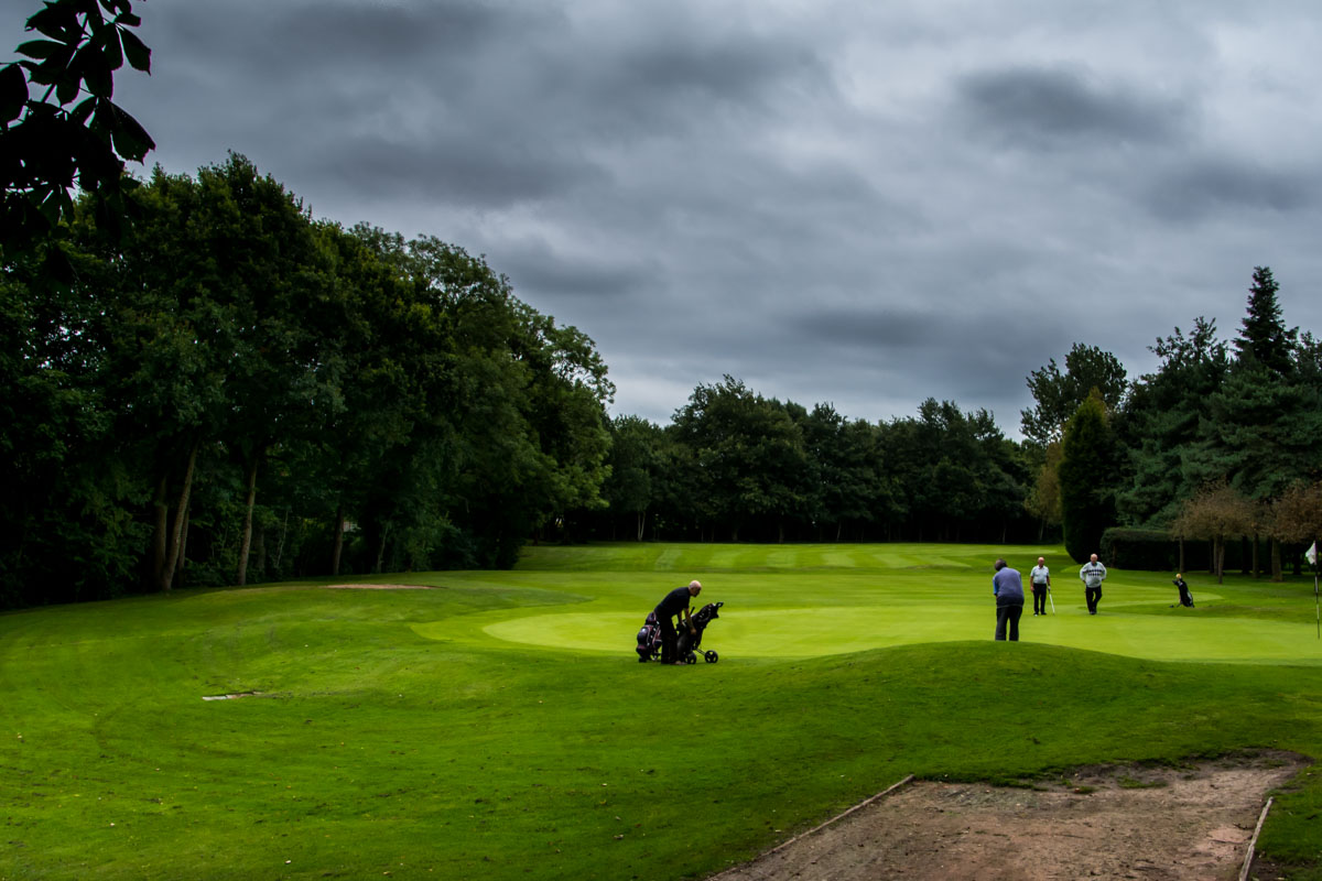 Charity Golf Day -