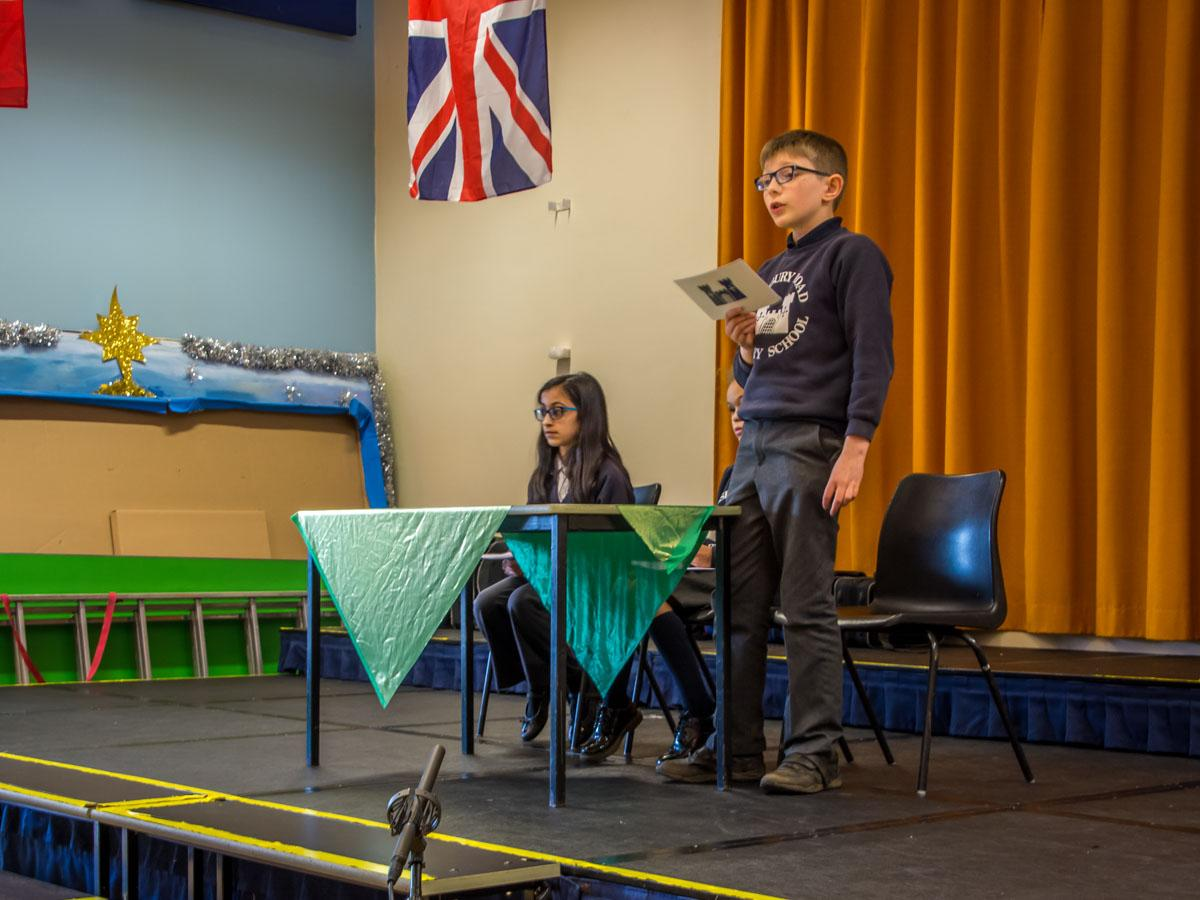 Youth Speaks 2018 - Didsbury Road School