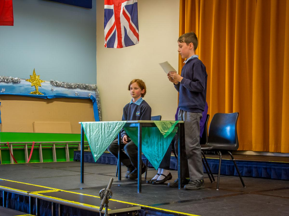 Youth Speaks 2018 - Broadstone Hall School