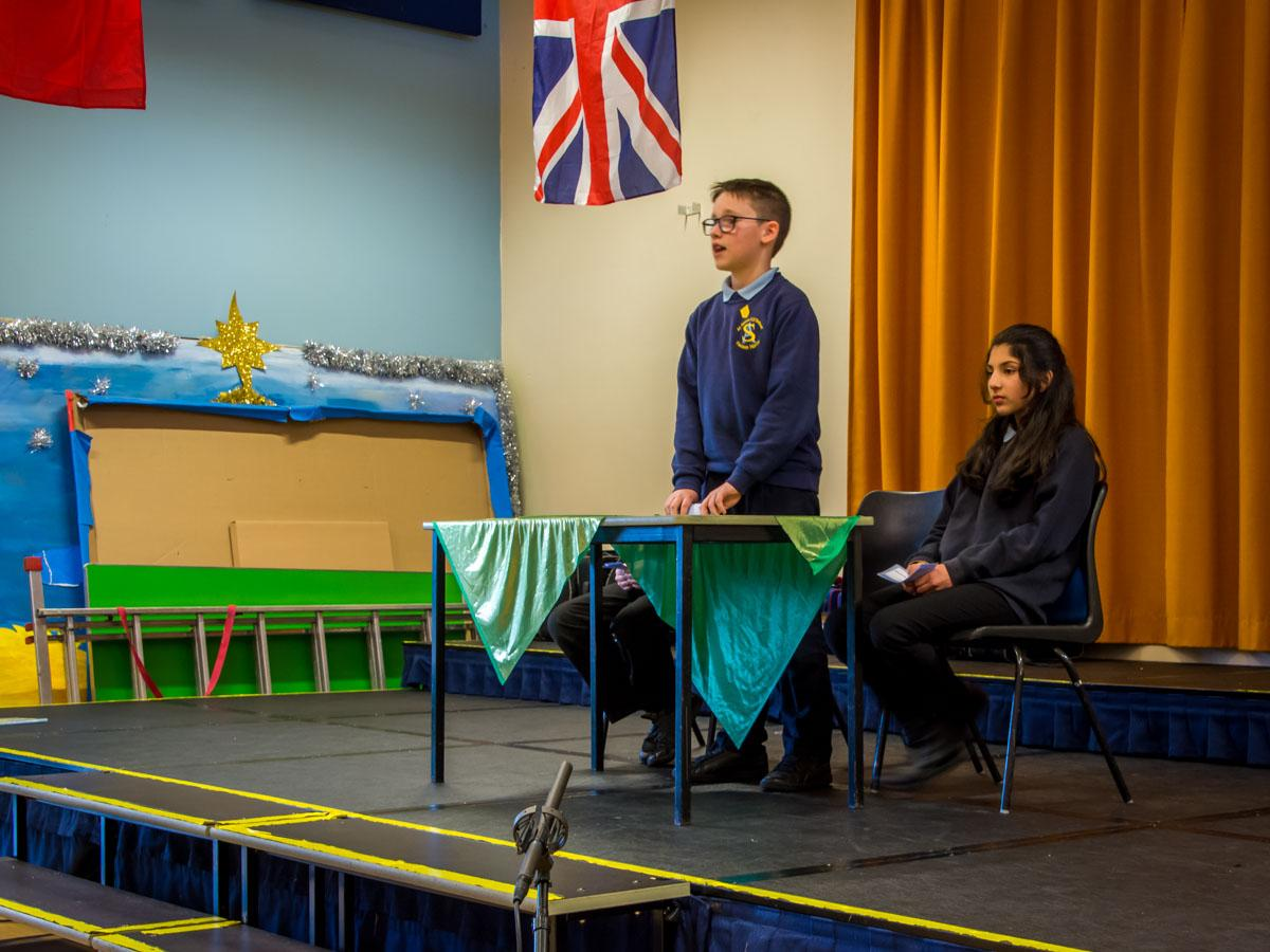 Youth Speaks 2018 - All Saints School.