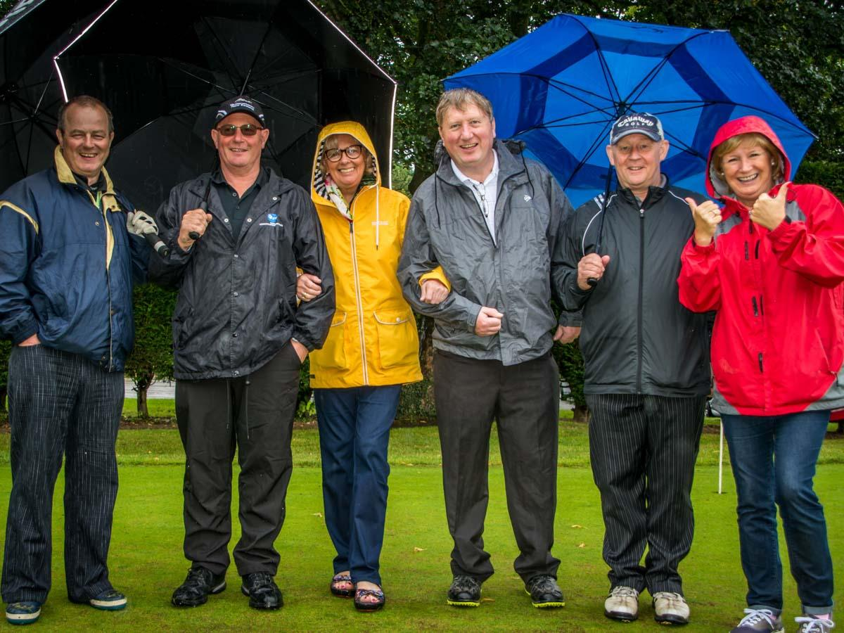 Charity Golf Competition - Hilary Meredith Solicitors