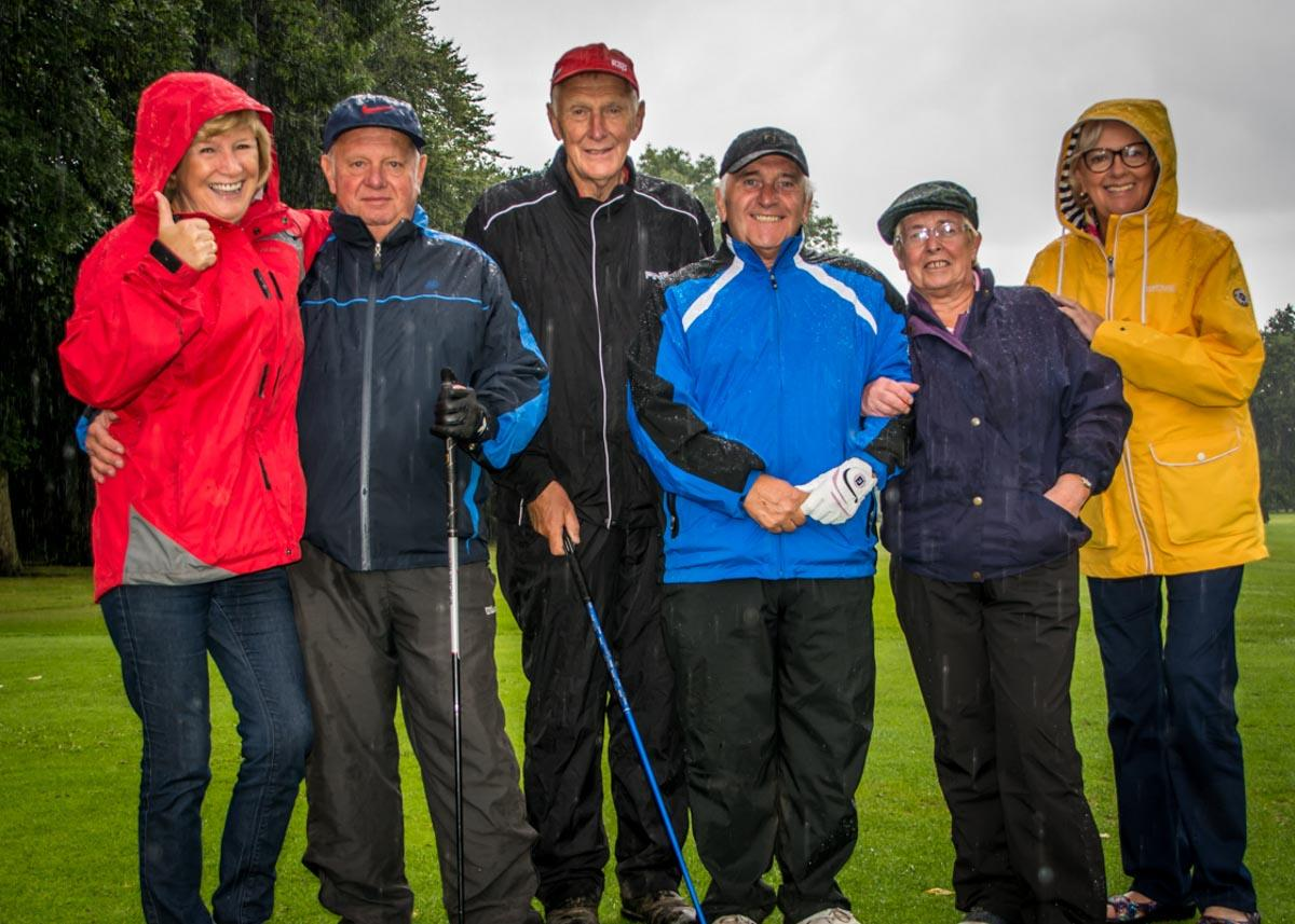 Charity Golf Competition - Reddish Rovers
