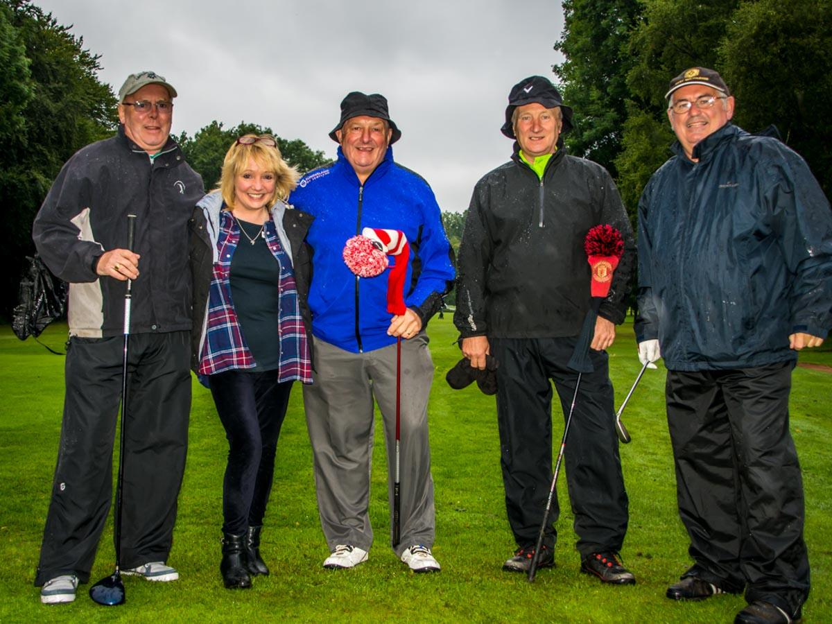 Charity Golf Competition - The Boothstown Rats