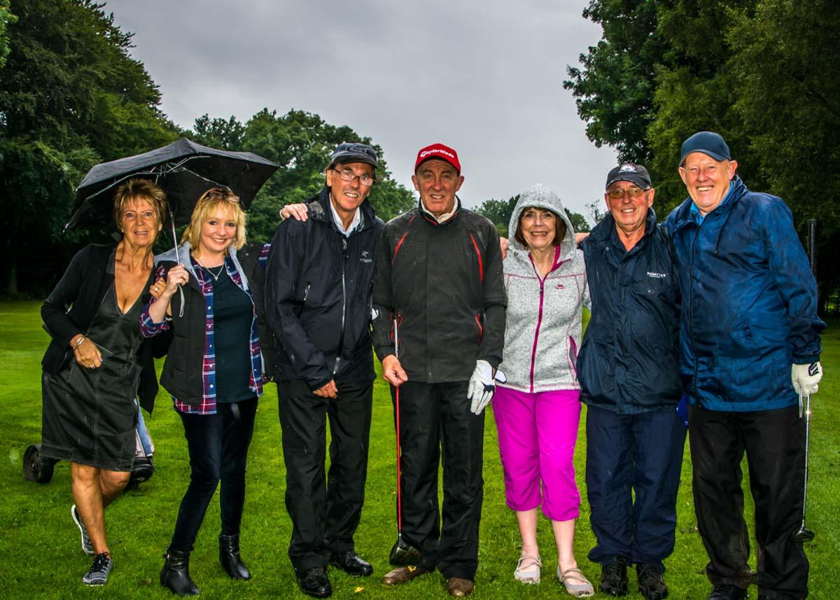 Charity Golf Competition - The Old Swingers