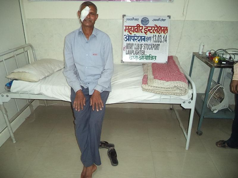 2014 Eye Camps in India -