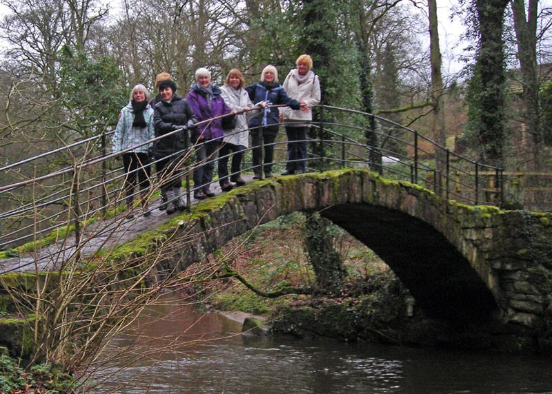 New Year Walk 2012 - Roman Bridge