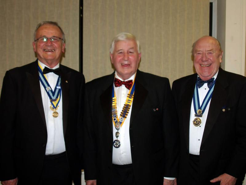 Charter Night - A trio of past DGs