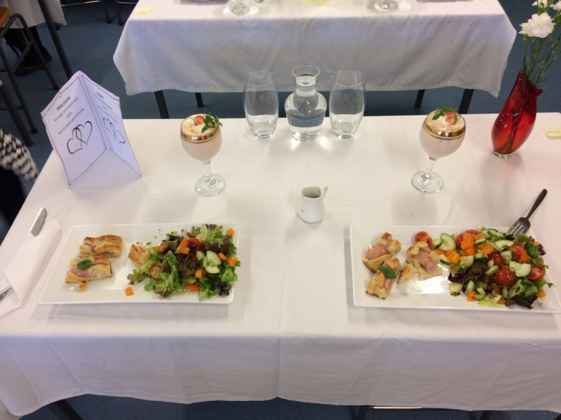 Young Chef 2016 at Richard Lander School -