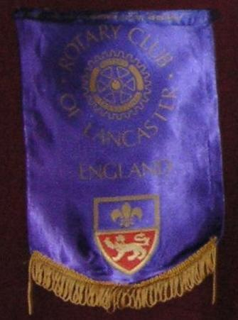 Banners - Rotary Club of Lancaster