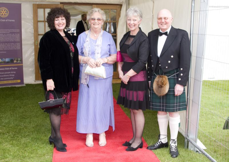 Forres Rotary Dinner 27 June 2014 - RD02