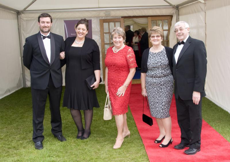 Forres Rotary Dinner 27 June 2014 - RD06