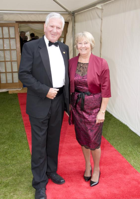 Forres Rotary Dinner 27 June 2014 - RD10
