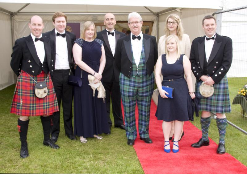 Forres Rotary Dinner 27 June 2014 - RD20