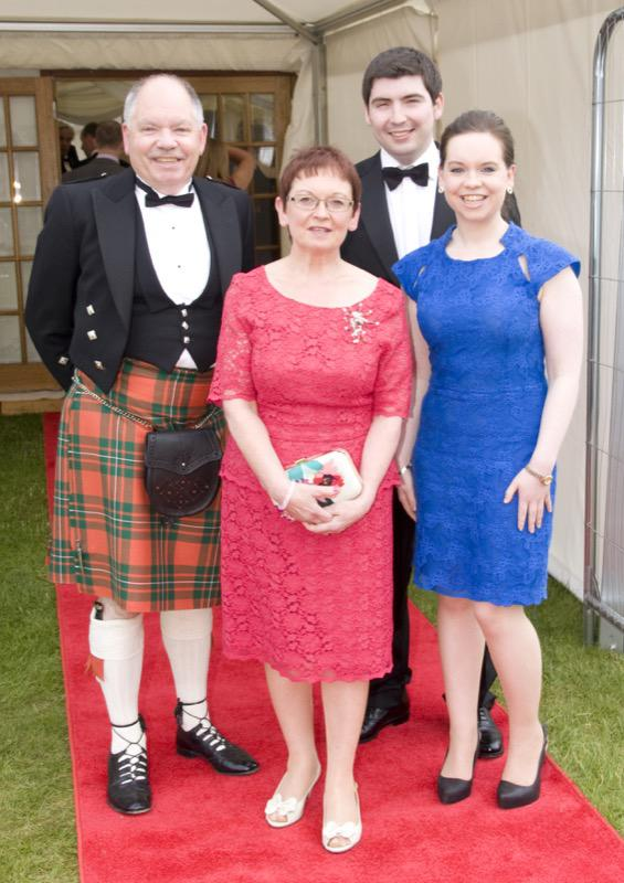 Forres Rotary Dinner 27 June 2014 - RD22