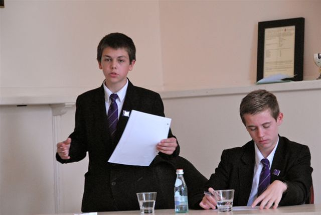 Debating Competition - RD2 0012