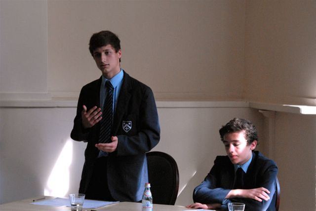 Debating Competition - RD2 0014