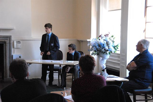 Debating Competition - RD2 0032