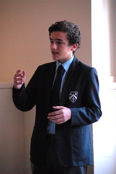 Debating Competition - RD2 0035