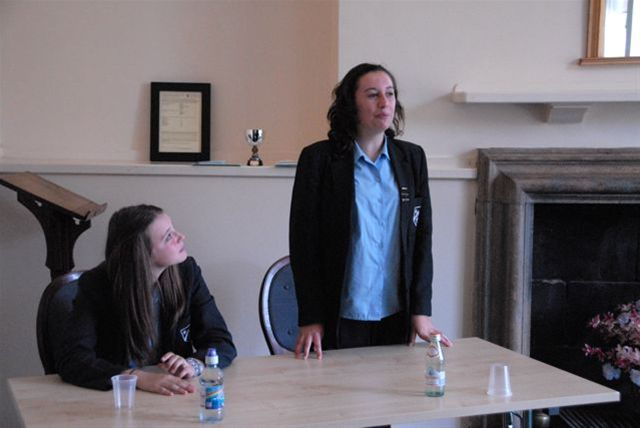 Debating Competition - RD2 0045