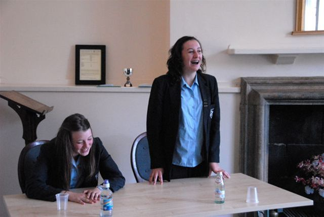 Debating Competition - RD2 0046