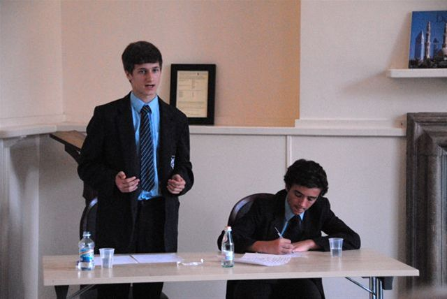 Debating Competition - RD2 0055