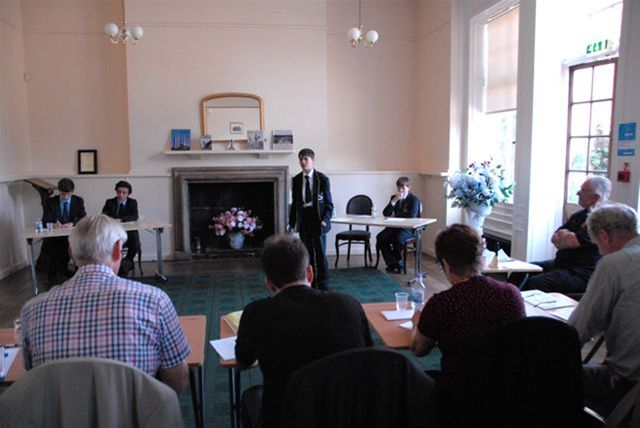 Debating Competition - RD2 0057