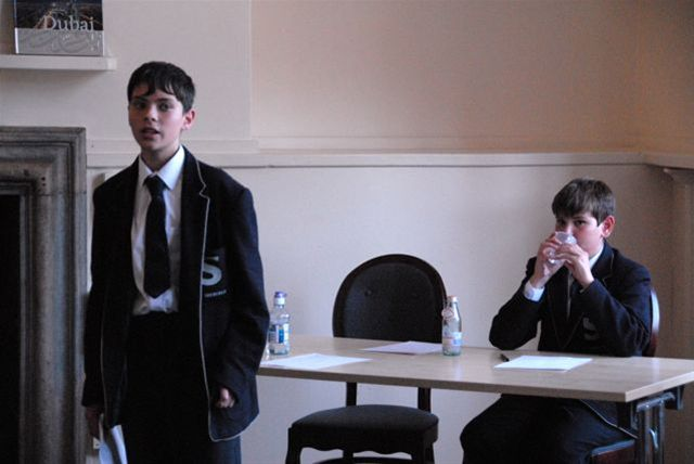 Debating Competition - RD2 0059