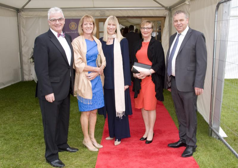 Forres Rotary Dinner 27 June 2014 - RD33