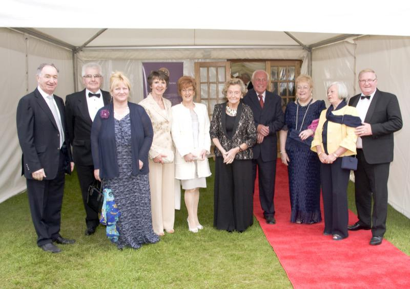 Forres Rotary Dinner 27 June 2014 - RD38