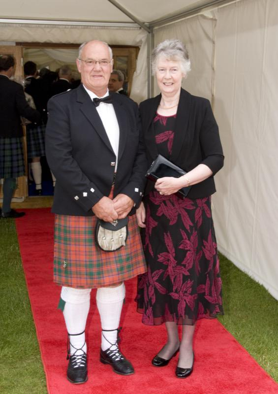 Forres Rotary Dinner 27 June 2014 - RD50