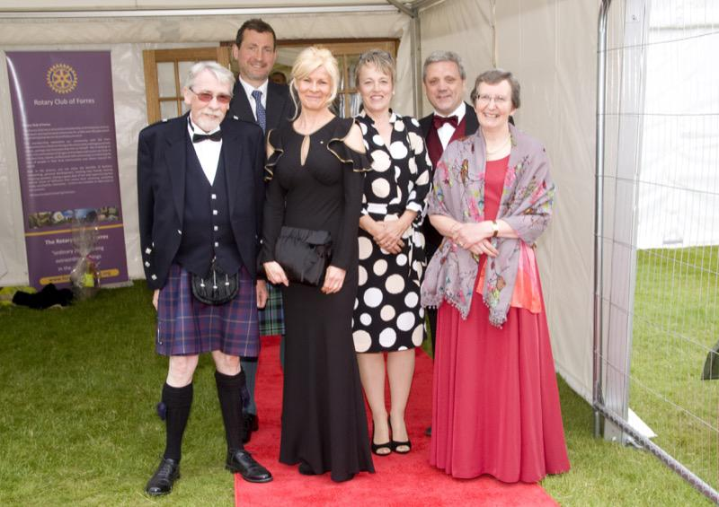 Forres Rotary Dinner 27 June 2014 - RD52