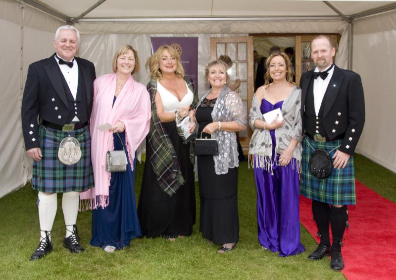 Forres Rotary Dinner 27 June 2014 - RD56