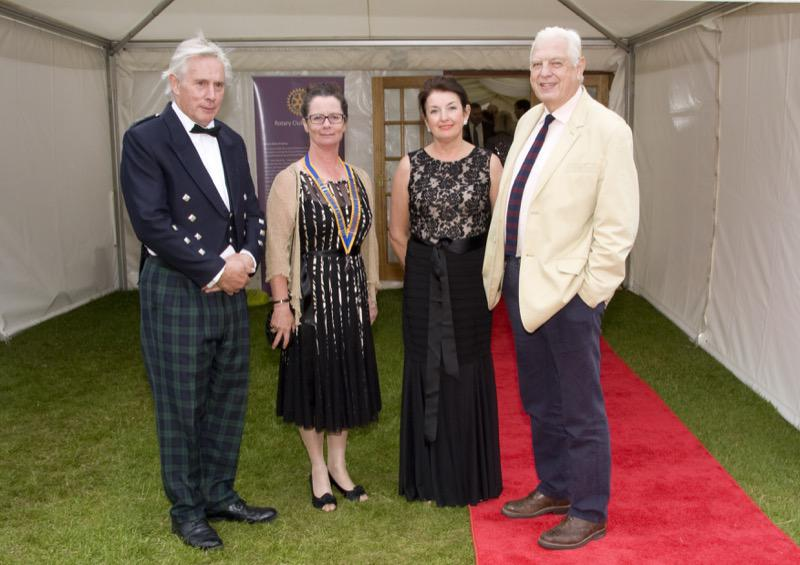 Forres Rotary Dinner 27 June 2014 - RD57