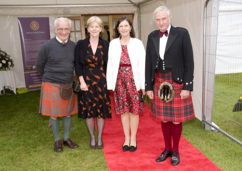 Forres Rotary Dinner 27 June 2014 - RD60