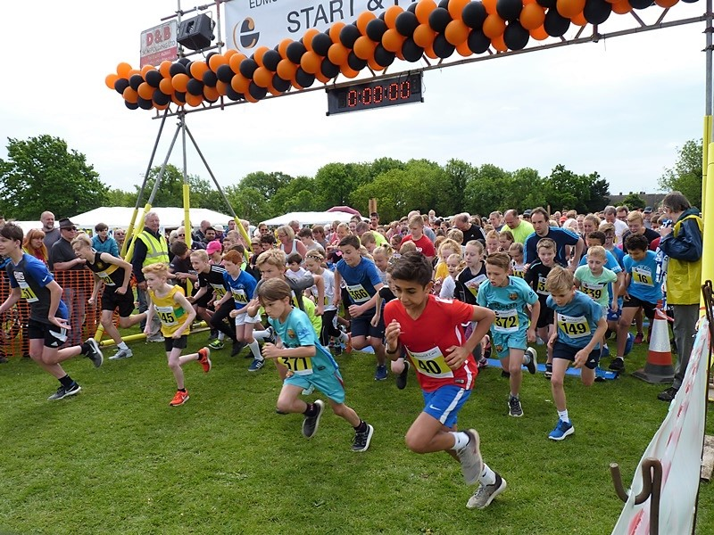Great Baddow Charity Races -