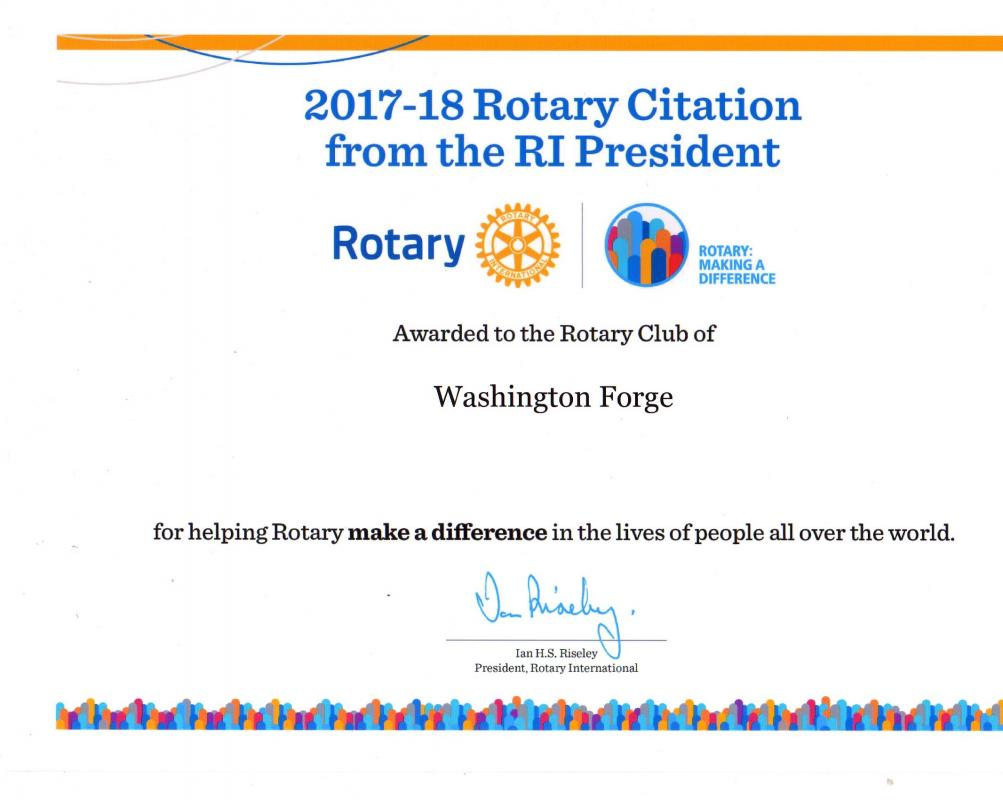 Rotary North East District Conference -