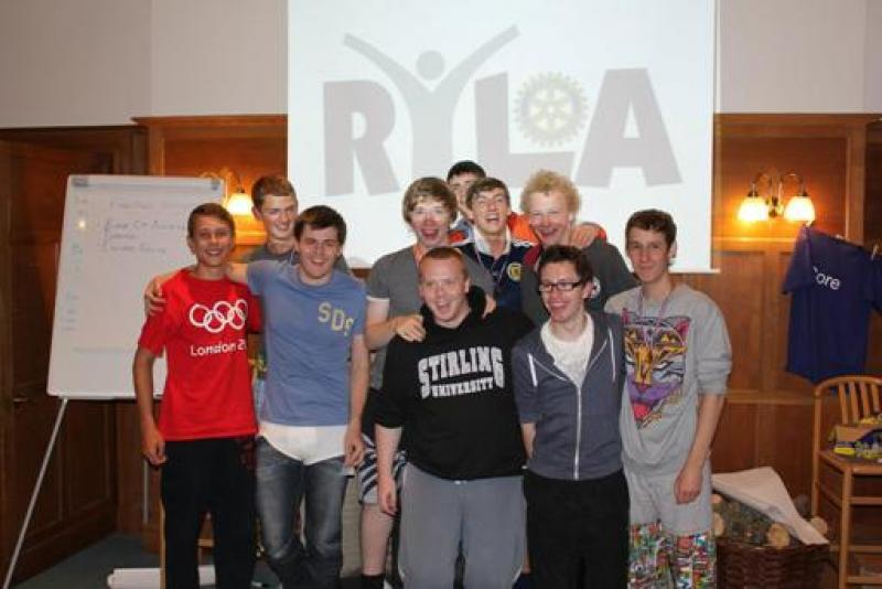 Proud to support RYLA -