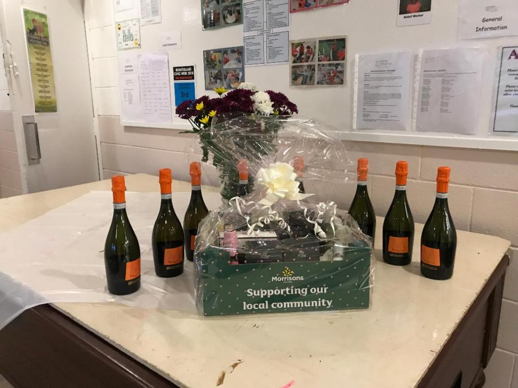 Successful Charity Race Night -