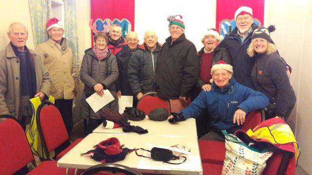 Christmas Lights switch-on in Emsworth -