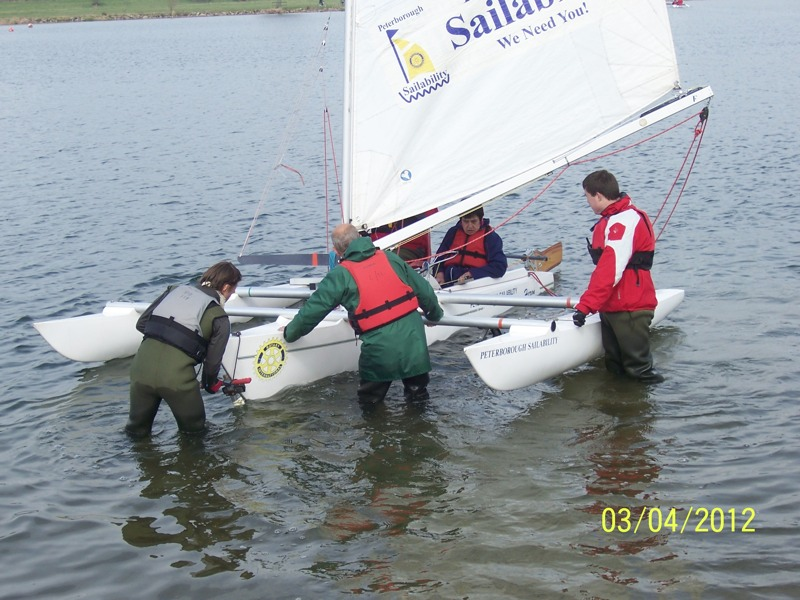 SAILABILITY - Recovery 1